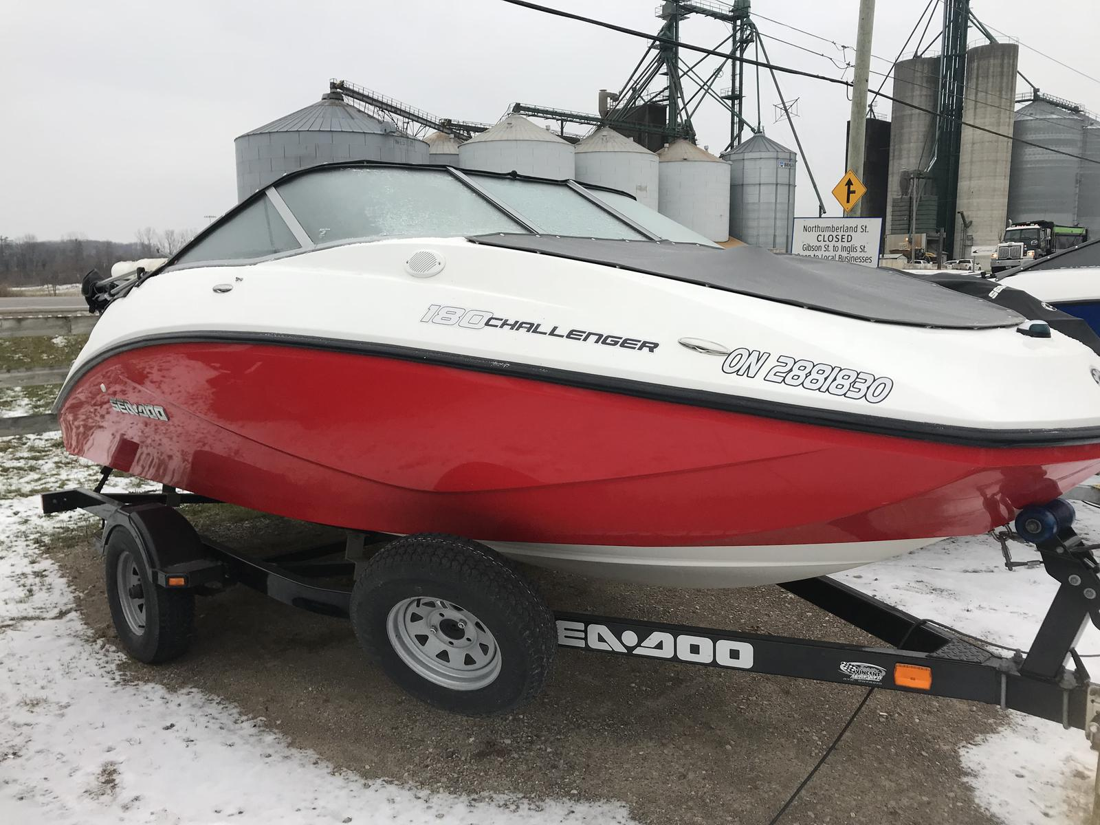 For Sale: 2011 Sea Doo Sportboat Seadoo Challenger 180 Se 255 18ft<br/>Team Vincent Motorsports Inc