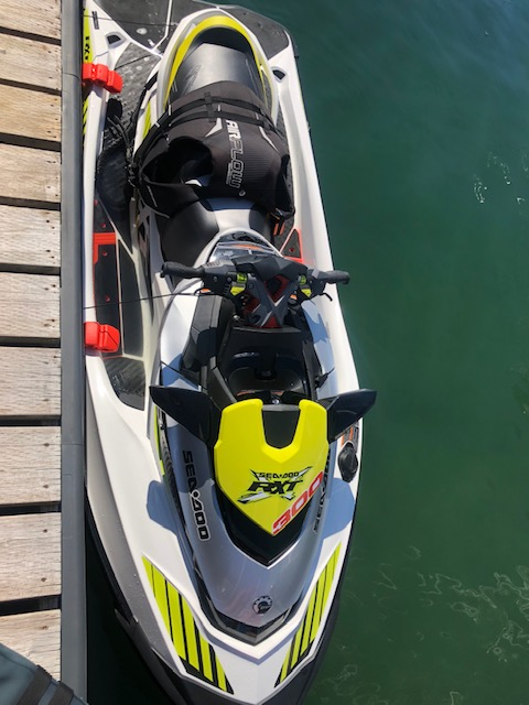For Sale: 2017 Sea Doo Pwc Rxt X 300 ft<br/>Team Vincent Motorsports Inc