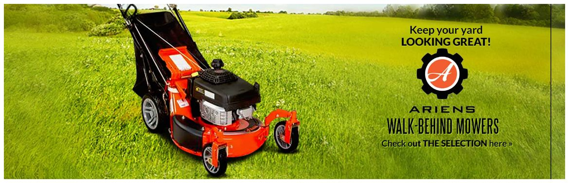 Ariens Walk-Behind Mowers