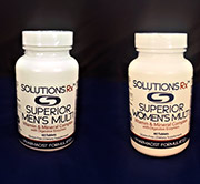 Men's & Women's Multi-Vitamins
