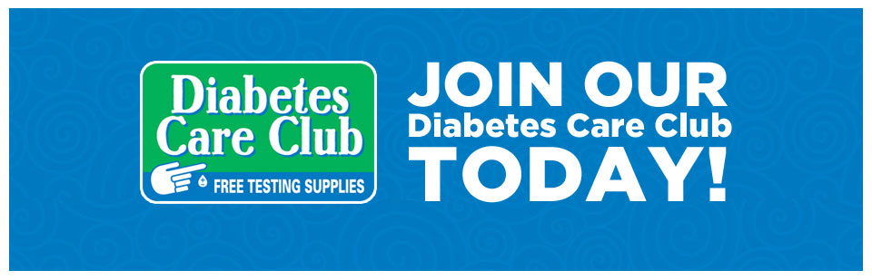 Join our Diabetes Care Club today!