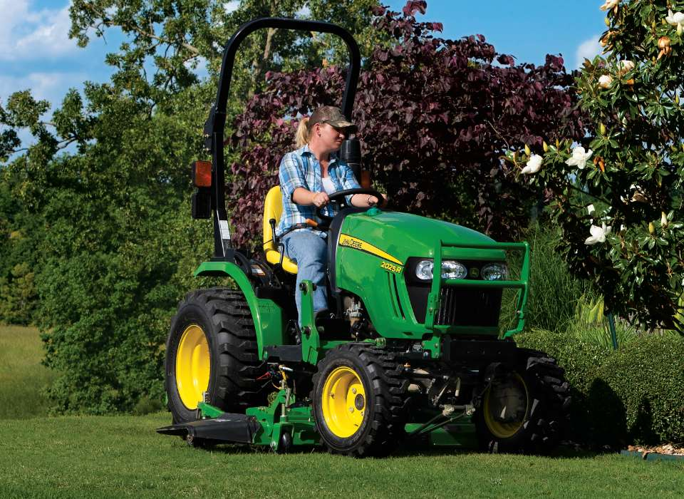 Fields Equipment John Deere Tractor Dealer Clermont Winter