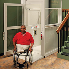 Wheelchair Lifts StairBusters com
