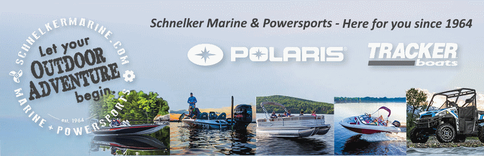 Let your Outdoor Adventure begin! With Schnelker Marine & Powersports