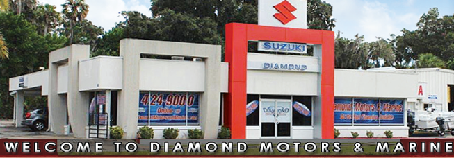 Diamond Motors & Marine Store Front