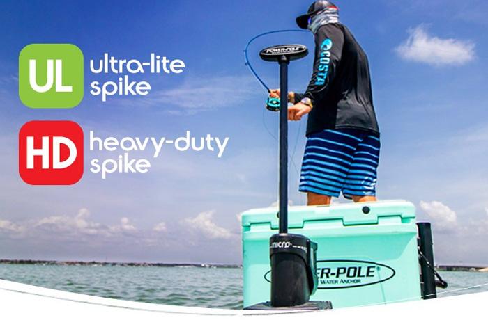 Heavy-Duty & Ultra-Lite Spike