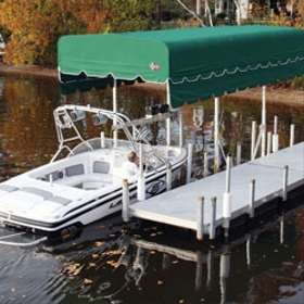 FLOE Boat Lift & FLOE Boat Lifts Dougu0027s Anchor Marine Watertown SD (877) 412-2976