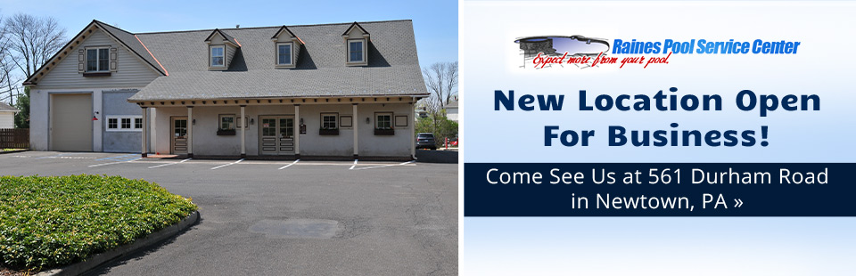 Our new location at 561 Durham Road in Newtown, PA is open for business! Click here for directions!