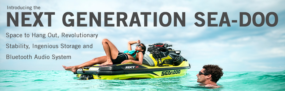 Next Gen Sea Doo