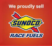 We Proudly Sell Sunoco Race Fuels