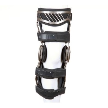 An example of a knee brace