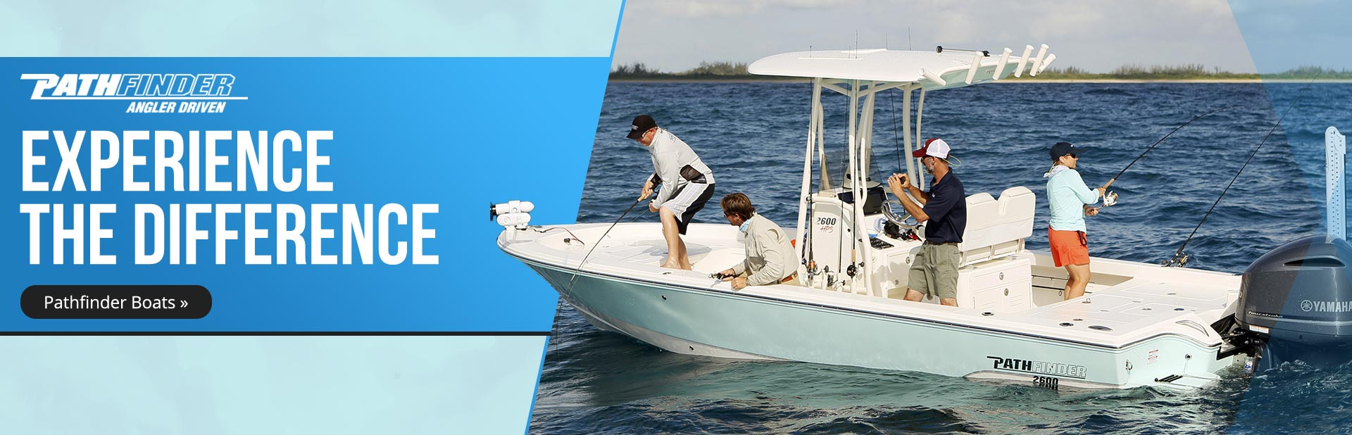Pathfinder Boats: Experience the Difference
