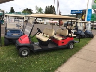 RENT ME Golf Cart - Slim's Service in Hinckley, MN