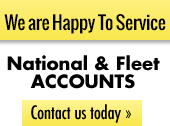 We are happy To service National & Fleet Accounts. Contact us today.