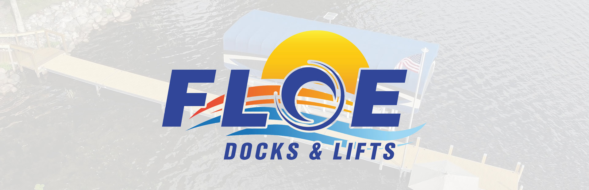 We carry FLOE docks and lifts!