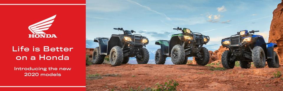 New & Used Side x Side Dealer | Treadway Honda Suzuki