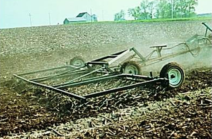 Flexible Tine Harrow