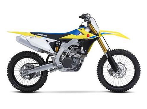 Suzuki Motocross Dirt Bikes