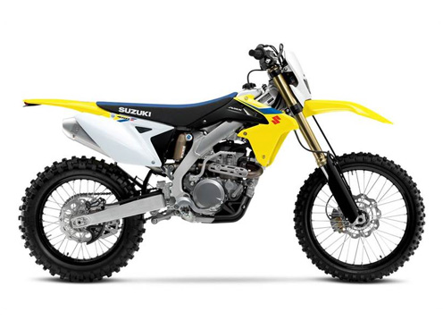Suzuki Off Road Dirt Bikes