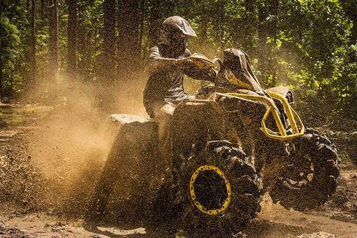 Renegade Mud ATVs