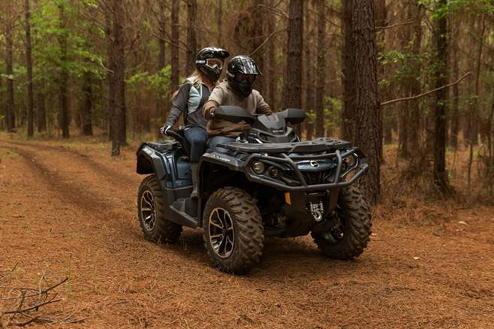Outlander Recreation-Utility ATVs