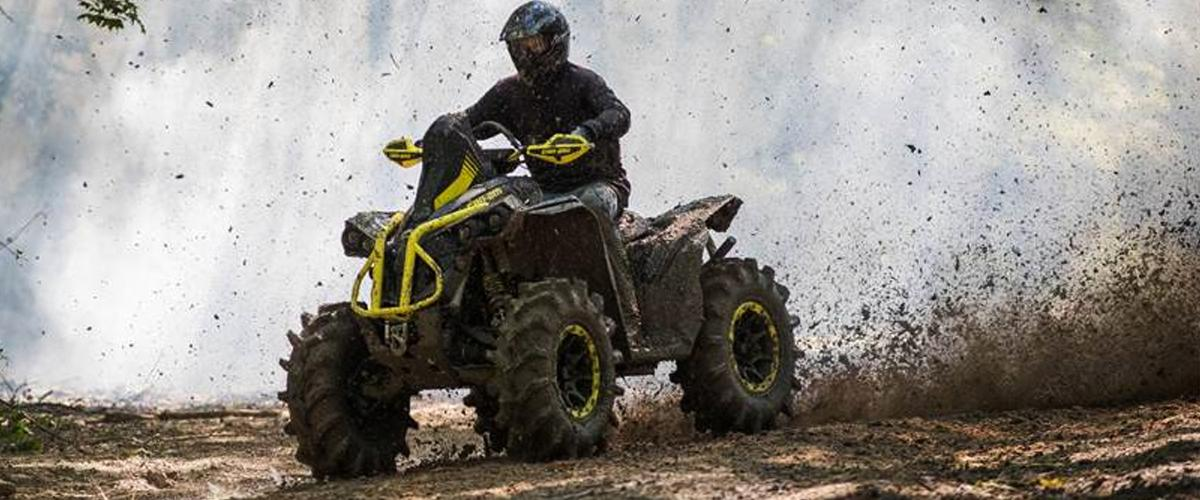 can am atvs