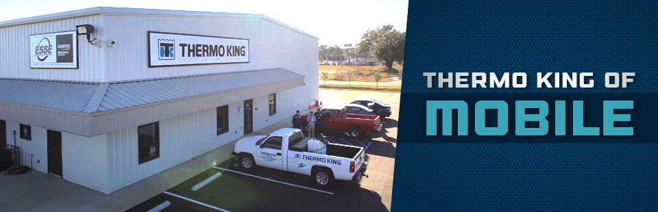 Thermo King Mobile Location