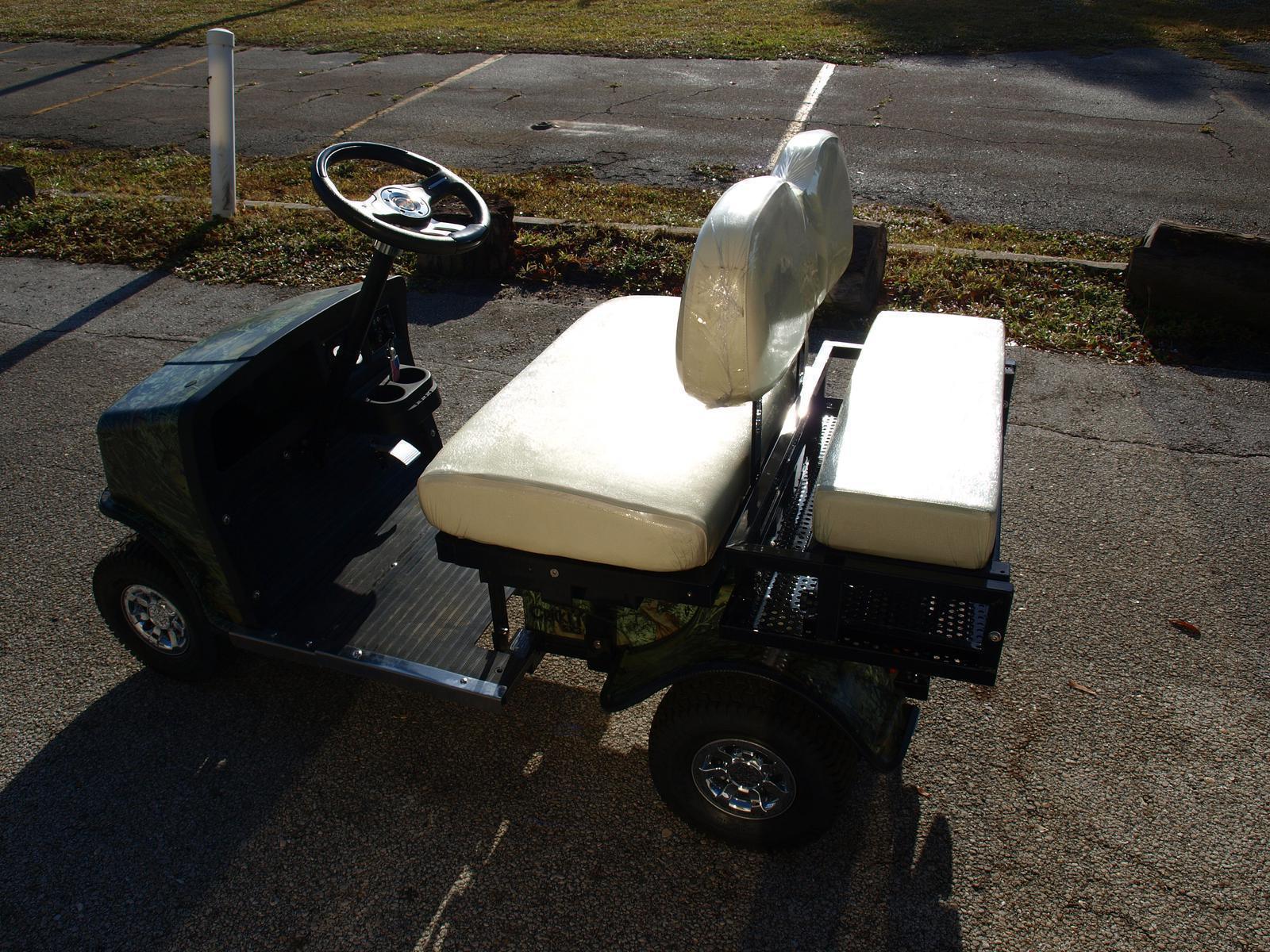 2019 Cricket Sx 3 Camo With White Seats Cricket Mini Golf Cart