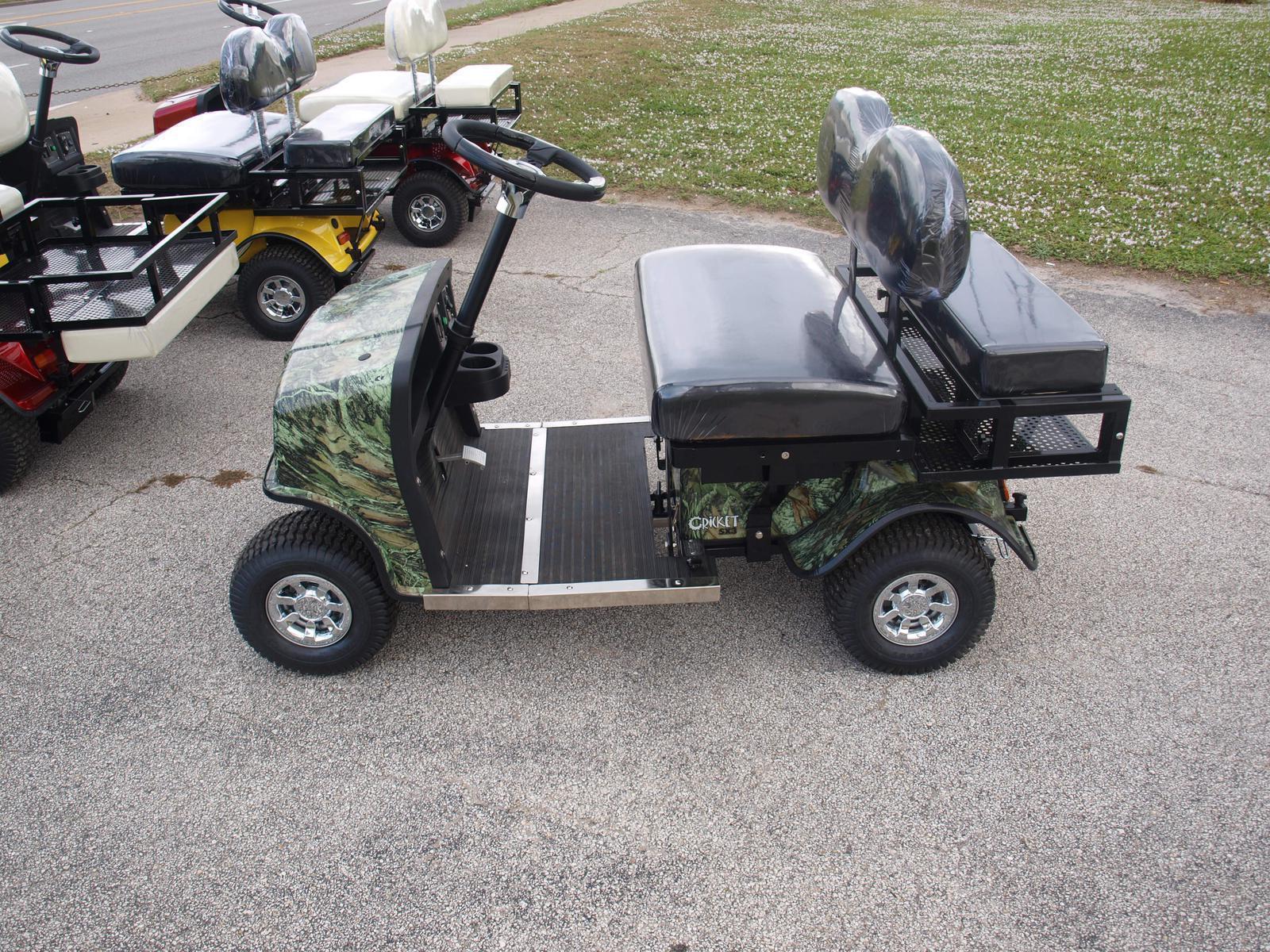 2019 Cricket Specialty Vehicles Cricket Sx3 Or Esv Mini Golf Carts