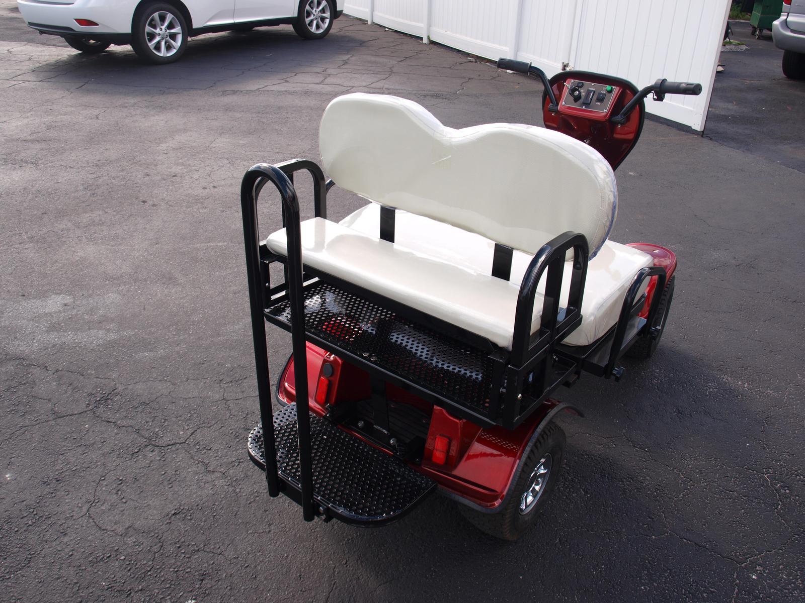 2019 Cricket Cricket Mini Golf Cart Model Esv With Optional Rear