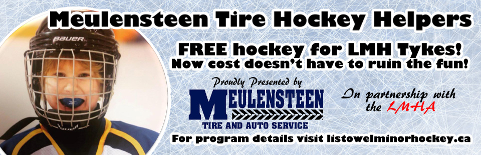 Meulensteen Tire  Hockey Helpers