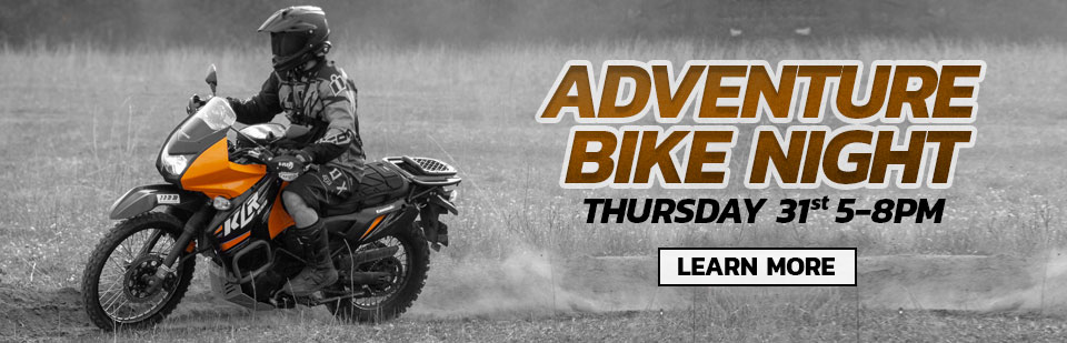 adventure bike event