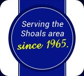Serving the Shoals area since 1965.