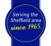 Serving the Sheffield area since 1965.