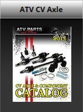 ATV CV Axle