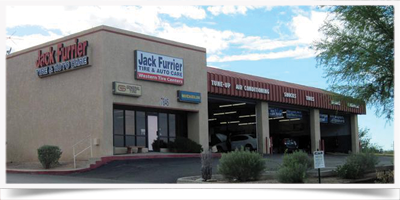 Jack Furrier 7846 N Oracle Rd, Tucson AZ