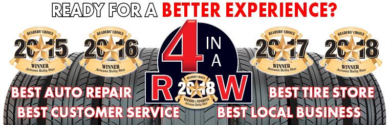 Tire Auto Repair Throughout Tucson Az Jack Furrier Tire Auto