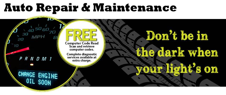 Service Auto Repairand Maintenance