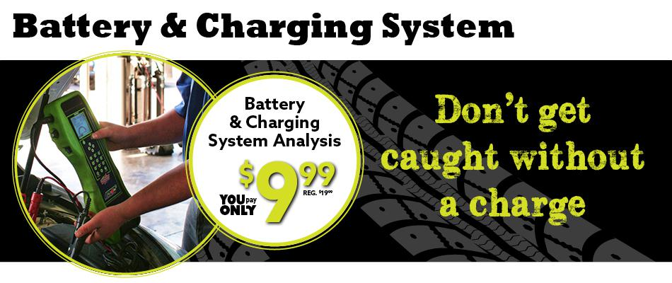 Service Battery Charging System >> Batteries Jack Furrier Tire Auto Care In Tucson Az