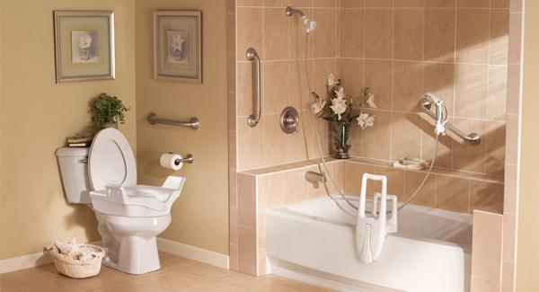 Bath Safety Products | Grab Bars | Bath Chairs | Commodes | Shower ...