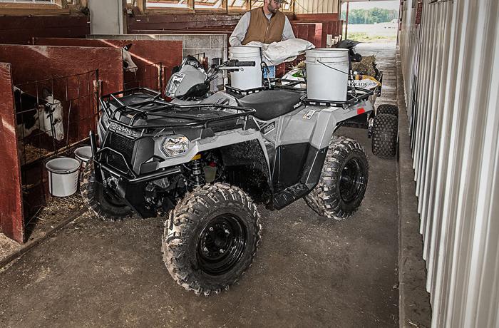 Recreation/Utility ATV