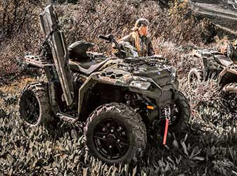 SPORTSMAN 1000 SP CAMO