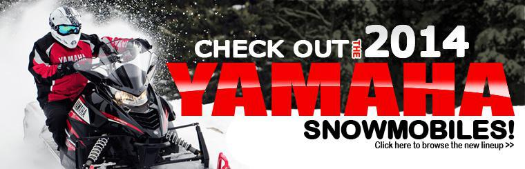 Click here to check out the 2013 Yamaha snowmobiles!