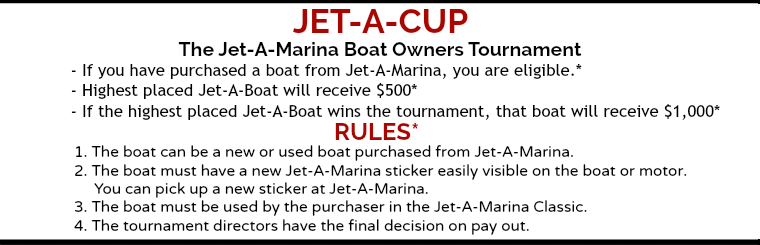 Jet-A-Cup + Rules