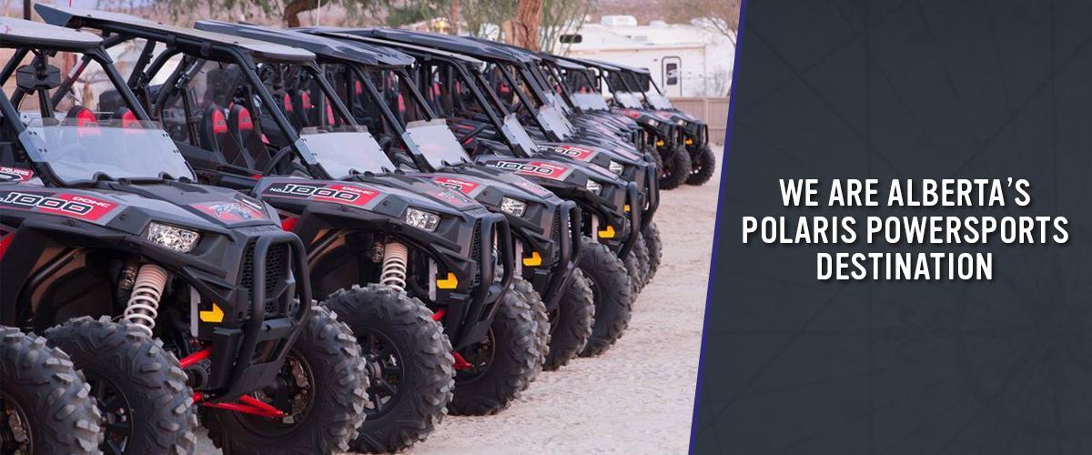 Polaris Powersports Whitecourt, Alberta