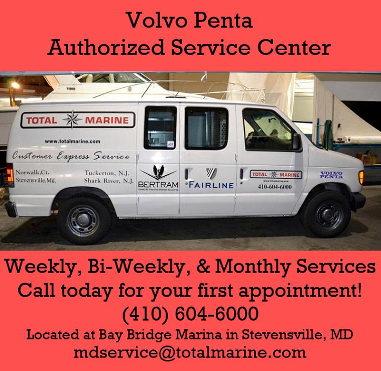 Volvo Penta Authorised Service Center