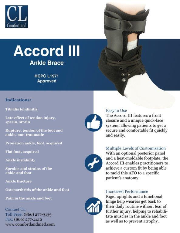 Accord III Flyer