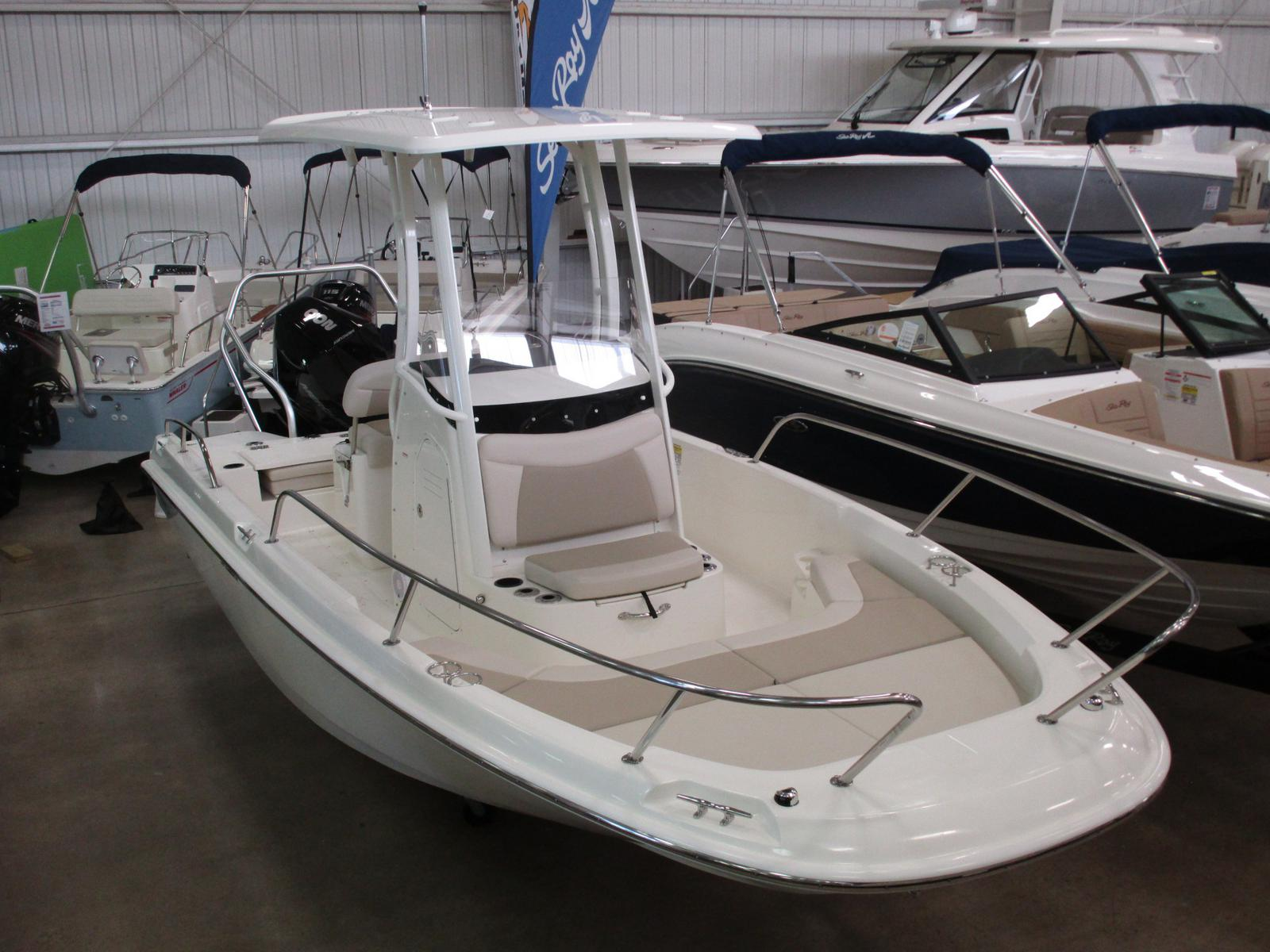 2019 Boston Whaler boat for sale, model of the boat is 210 Dauntless & Image # 1 of 7