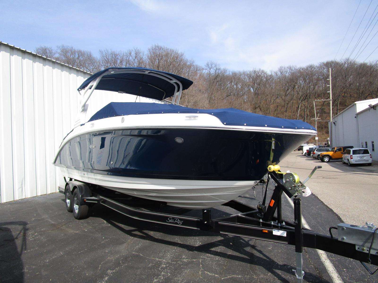 2019 Sea Ray boat for sale, model of the boat is SDX 270 & Image # 1 of 6