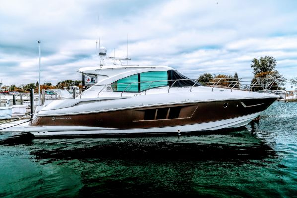 2016 Cruisers Yachts boat for sale, model of the boat is 45 Cantius & Image # 2 of 16